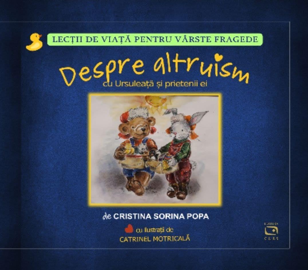Read more about the article Despre altruism, cu Ursuleață și prietenii ei